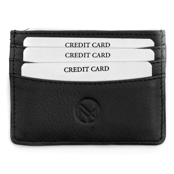 Cardholder Leather 10x7x0,5