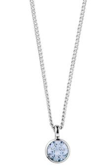 DYRBERG/KERN-Halsband Ette SS Light  Saphire