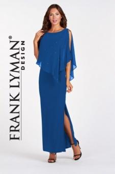 Frank Lyman Elegant Långklänning