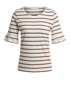 Oui T-Shirt Stripes