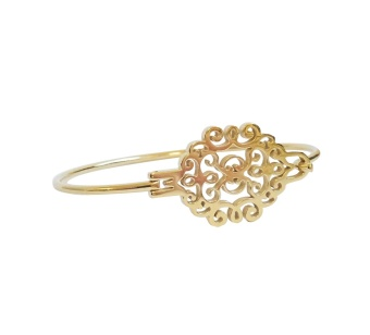 Damla Deco Bangle