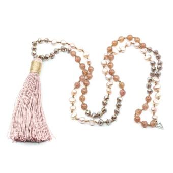 7East Tassel Halsband