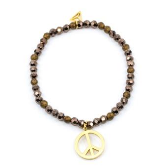 7East Peace Armband