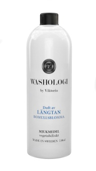Washologi MJUKMEDEL Längtan 750ml