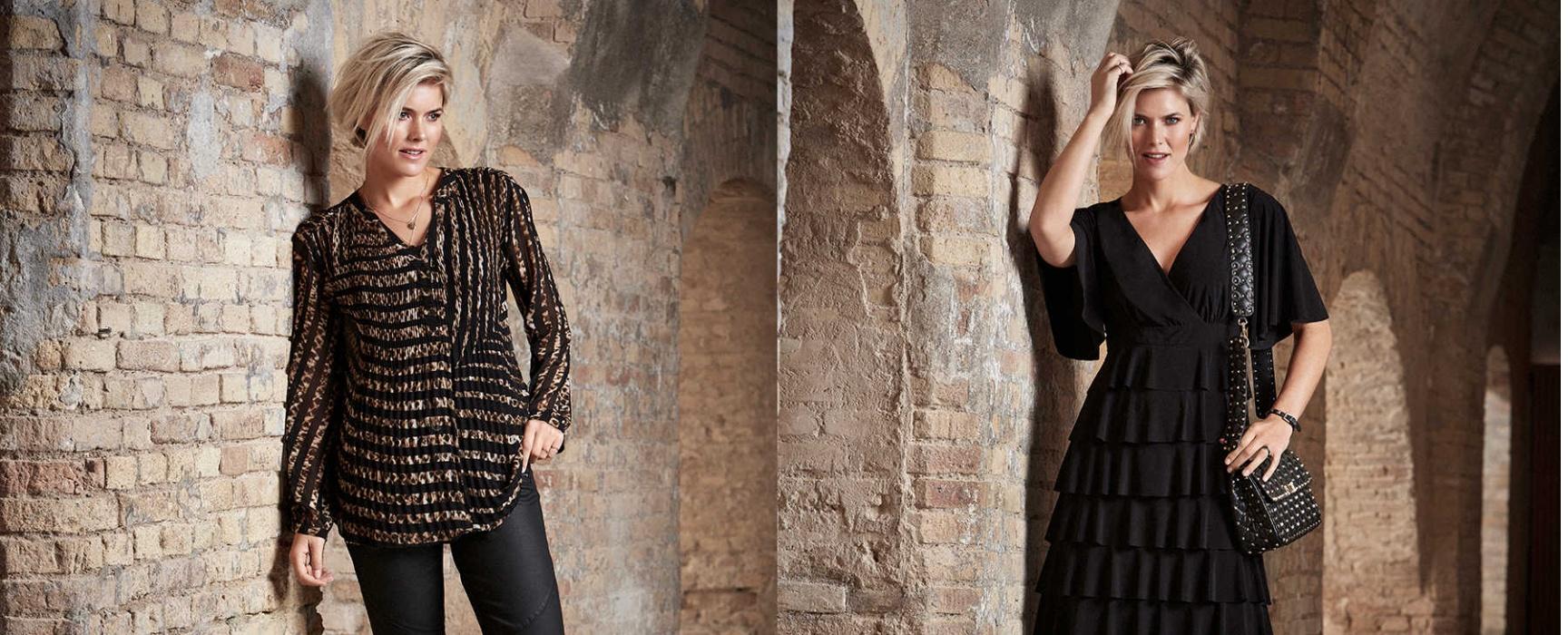 2BIZ Ganja Byxa Fuchsia Fashion