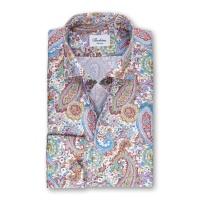 STENSTRÖMS Skjorta Regular-fit, Fitted Body/75, RM cuff