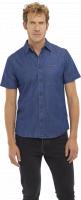 CALVIN KLEIN T-shirt INDIGO INSTIT POCKET