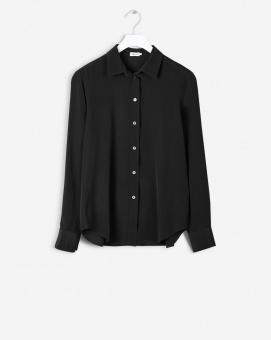 FILIPPA K silkes Blus Classic Silk Shirt