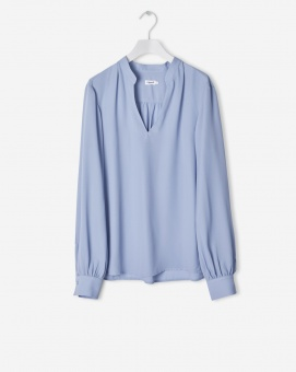 FILIPPA K, V-neck Chiffon Blouse