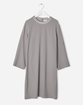FILLIPA K, Satin Crepe Dress