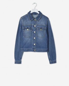 FILIPPA K Jeans jacka Suzy Washed