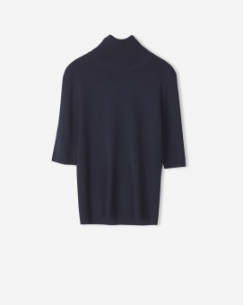 FILIPPA K Topp, Merino Elbow Sleeve