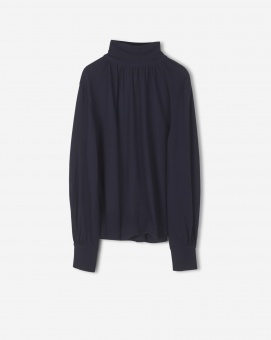FILIPPA K Blus Cotton Crepe Blouse