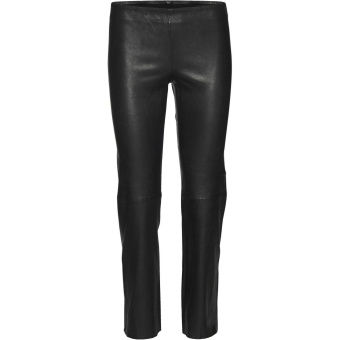 NORR Byxor Celia Stretch Leather