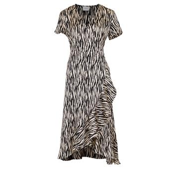 NEO NOIR Klänning, Magga Zebra