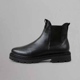 JIM RICKEY Skor/boot Chelsea boot leather dam