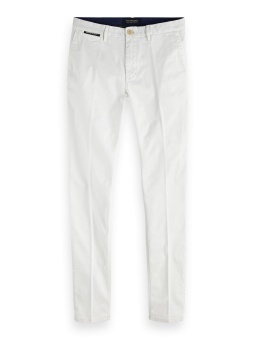 SCOTCH & SODA Byxa MOTT- Classic cotton/elastane chino