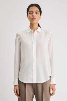 Filippa K Blus Classic Silk