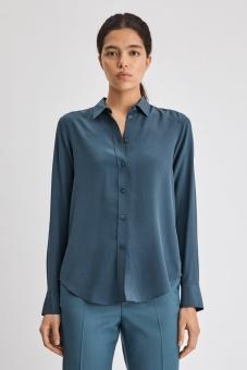 FILIPPA K Blus silke, Classic