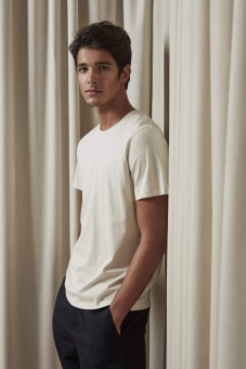 NN07 T-shirt Pima Tee 3208