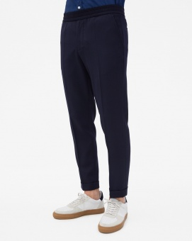 FILIPPA K Terry Gabardine Cropped Trousers