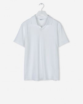 FILIPPA K Lycra Polo T-Shirt