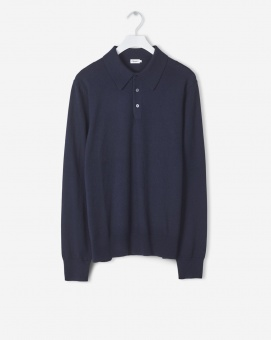 FILIPPA K  Knitted Polo Shirt
