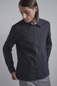 NN07 Overshirt Zip Shirt 1680