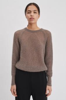 FILIPPA K Tröja, Mohair R-neck Sweater