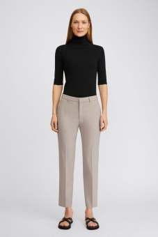 Filippa K Byxor Emma Cropped Cool Wool