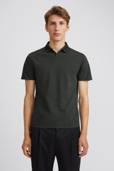 Filippa K T-shirt Lycra Polo