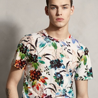 LJUNG T-shirt Cotton Modal Tee