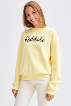 RODEBJER Tröja Rodebabe Sweatshirt