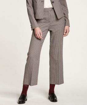 MORRIS Byxor, Arwen Checked Trousers