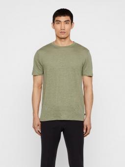 J.Lindeberg T-shirt Coma clean linen