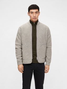 J.Lindeberg Jacka Duke Wool Fleece