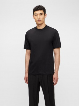 J.Lindeberg T-shirt Ace Mock Neck