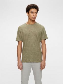 J.Lindeberg T-shirt Coma Linen
