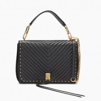 REBECCA MINKOFF Väska, Medium Becky Shoulder Bag