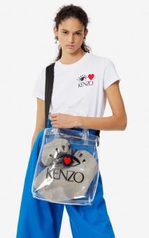 KENZO T-shirt dam, cupid