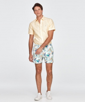 MORRIS Badshorts, Flower Bathing Trunks