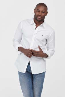 MORRIS Skjorta, Oxford button down