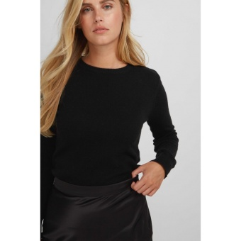 DAVIDA Basic Kasmir tröja