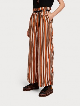 SCOTCH & SODA Byxor, Stripy beach pants
