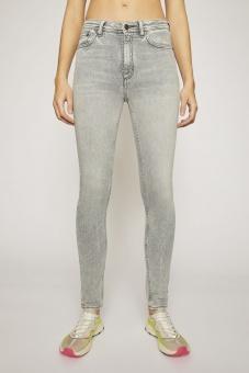 Acne Studios Jeans, Peg Stone Grey