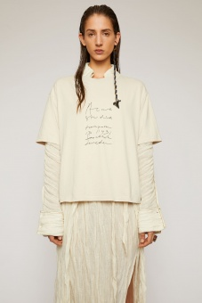 Acne Studios T-shirt, Erena Swedish
