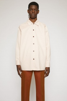 ACNE STUDIOS Skjorta, Houston Garment Dye