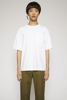 Acne Studios T-shirt, Extorr Pocket Pink Label
