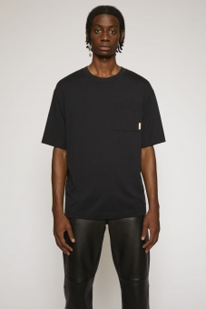 ACNE STUDIOS T-shirt, Extorr pocket pink label