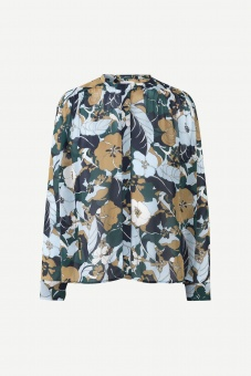 SAMSØE SAMSØE Topp, Elmy shirt aop 9695